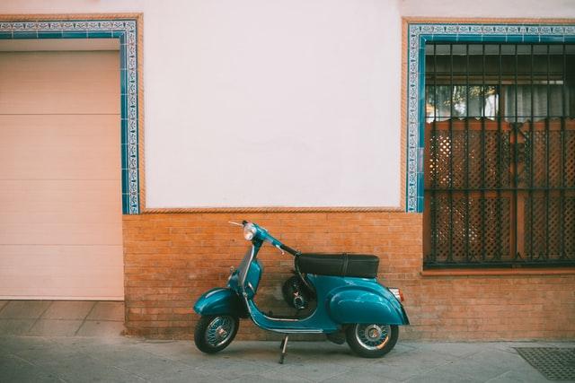 Redenen om voor een scooter te kiezen